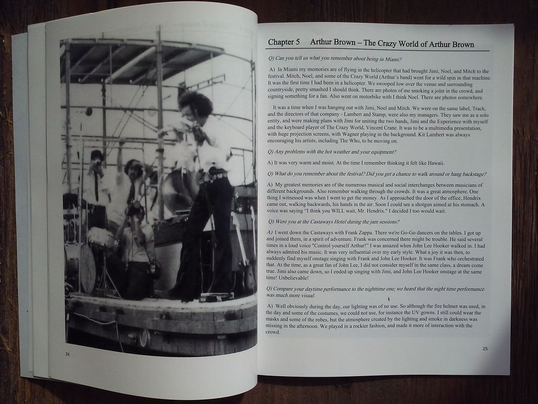 The Miami Pop Festival : A Photographic Experience May 18th 1968 by Ken...