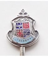 Collector Souvenir Spoon Great Britain UK England Ilfracombe Devon Coat ... - $14.99