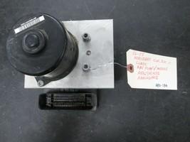 06 07 Mercedes Clk Slk C Class Abs Pump & Module #A0365454132,A0064310412 - $124.07
