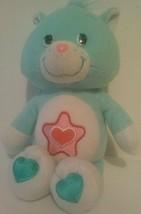 "Care Bears Proud Bear Nanco Plush Stuffed 11"" Toy Animal 2003 - $9.85"