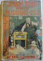 JERRY TODD #6 PURRING EGG hcdj Leo Edwards author Poppy Ott, Trigger Ber... - $26.00