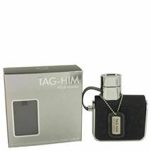Armaf Tag Him by Armaf Eau De Toilette Spray 3.4 oz for Men - $29.40