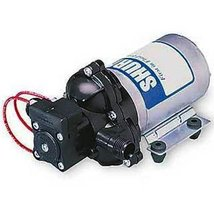Shurflo 2088-474-144 24VDC 3.0GPM 1/2 inch MPT 2088 Series Delivery Pump without - $81.35