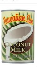 Hawaiian Sun Coconut Milk - 6-pack of 13.5 oz cans  - $34.99