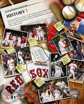 2004 History ! Boston Red Sox New York Yankees Vintage 8X10 Color Baseball Photo - $4.99