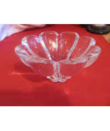 MIKASA BOWL VERY HEAVY-AUSTRIA-CANDY DISH-SCALL... - $6.50