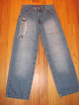 JEANS SOUTHPOLE DYNAMICS EQUIPMENT WORLS WIDE-SIZE 20-EMBELLISHED- - $4.99