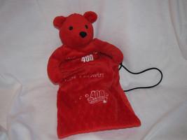 SALVINO'S MAC BAMMERS MARK McGWIRE #25 RED BEAR &BAG NEW YORK 400 HOME R... - $4.99