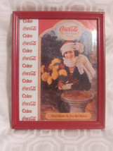 COCA COLA VINTAGE PRINTS ADVERTISING 5 TOTAL-1ST 1 NO YEAR-1959-1960-196... - $19.99