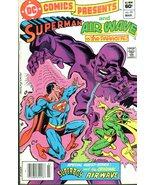 DC Comics Presents Superman and Air Wave  vs. ... - $3.95