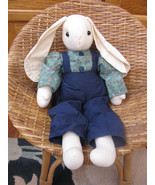 EASTER BOY BUNNY RABBIT HANDMADE VTG-20