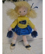 DOLL RUSS BERRIE  CHEER LEADER DOLL 13
