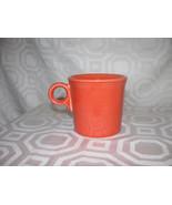 COFFEE FIESTA WARE HOMER LAUGHLIN COFFEE MUG/CUP-CINNAMON-PAPRIKA/PERSIM... - $18.00