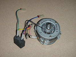 Hitachi Bread Machine Motor with Run Capacitor for Model HB-A101 - $37.99