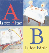 A IS FOR ALTAR B IS FOR BIBLE image 1
