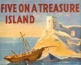 FIVE ON A TREASURE ISLAND, 8 CHAPTER SERIAL, 1957 - $19.99