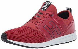 Tommy Hilfiger Lister Men's Sneaker Red / Multi, 9.5 M US - $54.87