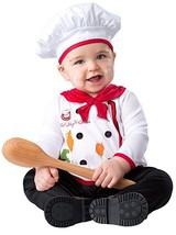 Incharacter Abbracci & Torte Salate Carino per Bambino Neonato Costume H... - $24.16