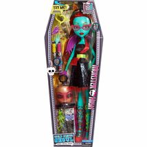 "Monster High 28"" Voltageous Ghoul Friend Ghoulia Yelps Green Face Doll (... - $174.99"