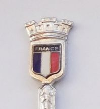 Collector Souvenir Spoon France Flag - $14.99