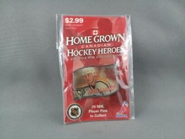 Home Grown Heros Hockey Pin - Mario Lemieux (Pittsburgh Penguins) - Rare !! - $15.00