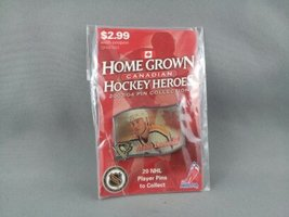 Home Grown Heros Hockey Pin - Mario Lemieux (Pittsburgh Penguins) - Rare !! image 2