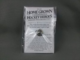 Home Grown Heros Hockey Pin - Mario Lemieux (Pittsburgh Penguins) - Rare !! image 5