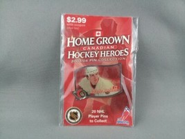 Home Grown Heros Hockey Pin - Wade Redden (Ottawa Senators) - Rare !! - $15.00
