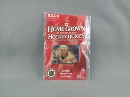 Home Grown Heros Hockey Pin - Ryan Smyth (Edmonton Oilers) - Rare !! - $15.00