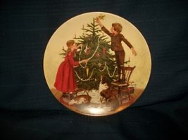 7968NEW Knowles Vintage 1983 Limited Edition Collectible Plate Been In Storage - $11.00