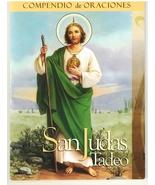Compendio de Oraciones a San Judas Tadeo - L20.0094 - $5.95