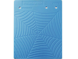 Fiskars Texture/Embossing Plate, Spider Web and Netting
