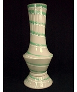 "Sequoia Ware Floor Vase 16"" California Art Pott... - $19.95"
