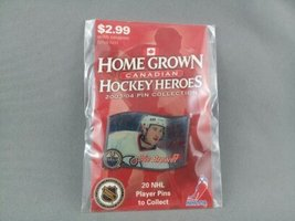 Home Grown Heros Hockey Pin - Eric Brewer (Edmonton Oilers) - Rare !! - $15.00
