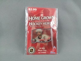 Home Grown Heros Hockey Pin - Michael Pecca (New York Islanders) - Rare !! - $15.00
