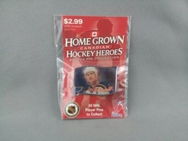 Home Grown Heros Hockey Pin - Chris Pronger (St. Louis Blues) - Rare !! - $15.00