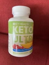 key health keto ultra diatery Supplement 60 Capsules - $13.49