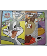 New LooneyTunes  Activity Pads 3 pack - $7.99
