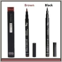 Divas Waterproof Finest Line Brown or Black Eye Liner Liquid Pencil Eye Makeup  image 3