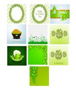 10-St Patricks Day A2-Digital Clipart - $5.00