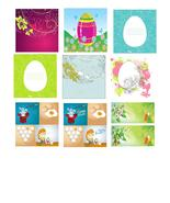 9-Happy Easter A3-Digital Clipart - $5.00