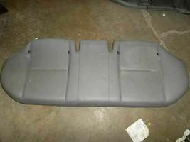 Seat, Rear Bottom Leather 204-920-00-50 Mercedes C300 C230 2011 2010 200... - $129.47