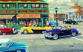 The Late Shift 300 Piece Jigsaw Puzzle by SunsOut - $13.83