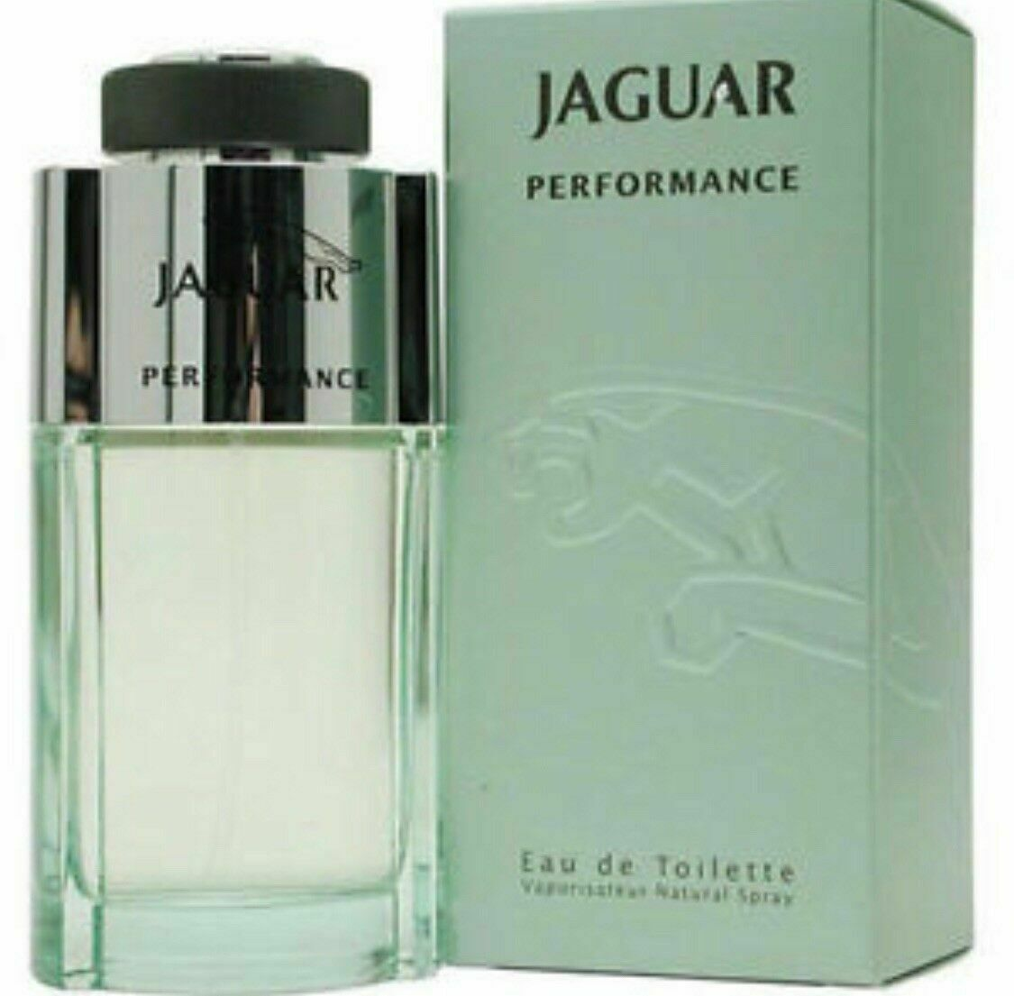 Primary image for Jaguar Performance 3.4 oz / 100ml EDT Eau De Toilette Spray Men Perfume Cologne