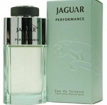 Jaguar Performance 3.4 oz / 100ml EDT Eau De Toilette Spray Men Perfume ... - $17.89