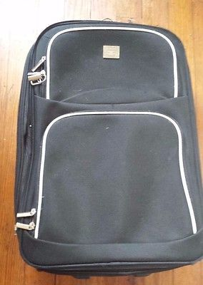 Primary image for Liz Claiborne Black Luggage 26""