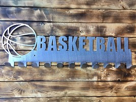 Basketball Steel Medal Display Hanger - $39.99+