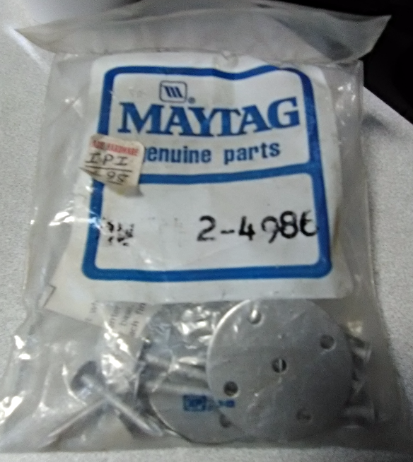 Primary image for Maytag Genuine Factory Part #2-4986 Kit-Install Washer