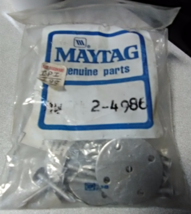 Maytag Genuine Factory Part #2-4986 Kit-Install Washer - $13.95
