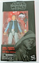 Star Wars The Black Series REBEL TROOPER 6-Inch Action Figure - $28.99